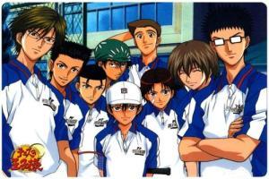 网球王子们